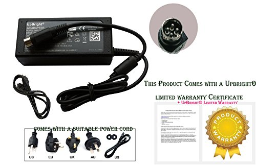 Best Review Of UpBright New AC/DC Adapter for Xerox DocuMate 5540 XDM5540-U, 4700 XDM47005M-WU, 752 ...