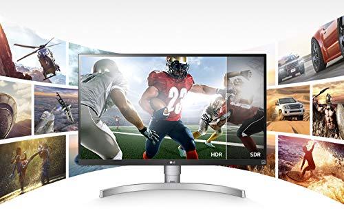 LCD Monitor LG 27UL500-W 27 4K Panel IPS 3840x2160 16:9 60Hz 5 ms Tilt 27UL500-W