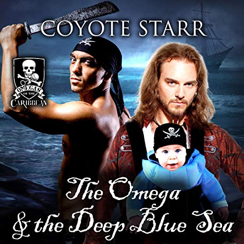 The Omega and the Deep Blue Sea audiobook cover art