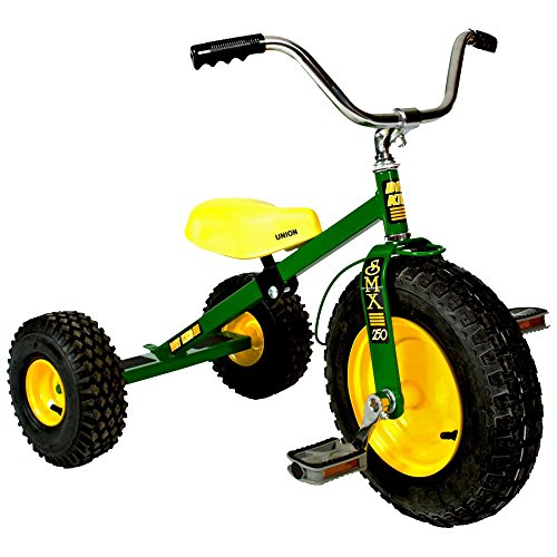 Dirt King 34 in. Kids Tricycle in Green Finish (Green)