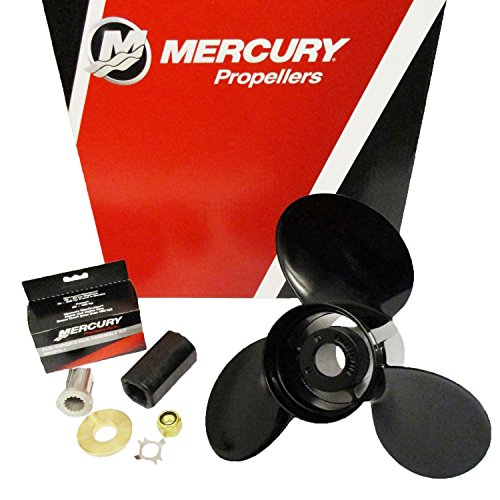 Mercury Black Max Boat Propeller 832830A45 | RH 14 1/2 x 19