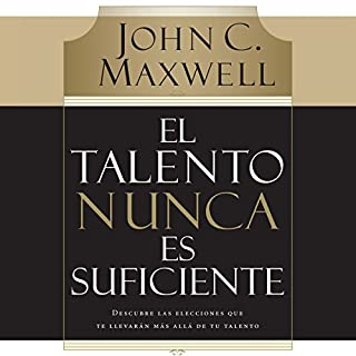 El Talento Nunca es Suficiente [Talent Is Not Enough] cover art