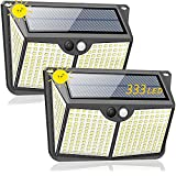 2021 más nuevo de alto brillo · 333 LED · 4 lados luminosos lamparas...