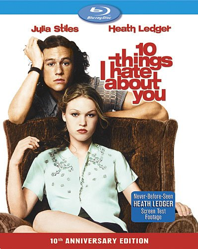 10 Things I Hate About You (10th Anniversary Edition) [Blu-ray]