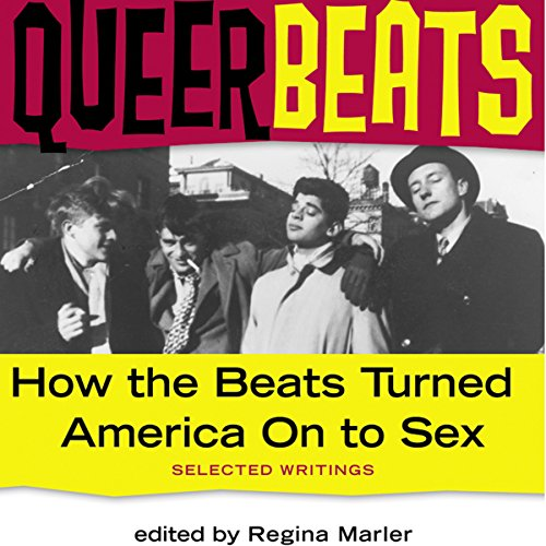 Queer Beats audiobook cover art