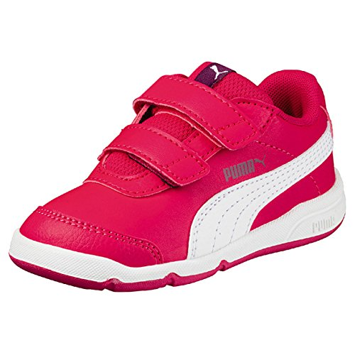 Puma Stepfleex 2 Sl V Inf Love Potion-Puma Wh 25 EU (9 US / 8 UK) (Kids)