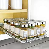 Lynk Professional Slide Out Spice Rack <span class='highlight'>Up</span>per Cabinet Organizer-8-inch Wide, 8-1/4