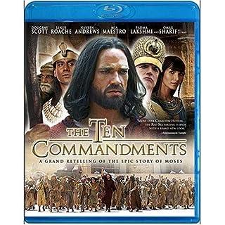 The Ten Commandments [Blu-ray] [2006] [US Import] (B001AYX73C) | Amazon price tracker / tracking, Amazon price history charts, Amazon price watches, Amazon price drop alerts