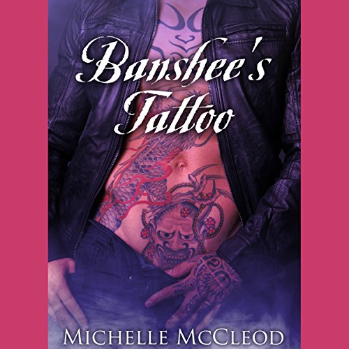 Banshee's Tattoo audiobook cover art