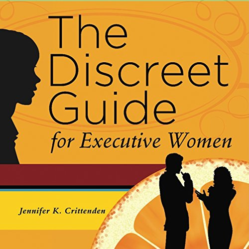 The Discreet Guide for Executive Women cover art