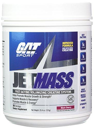 GAT JetMASS Black Cherry Supplement, 720 g