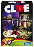 Hasbro Clue Grab & Go Game