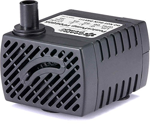 PP06605: 66 GPH Submersible Pump with 5