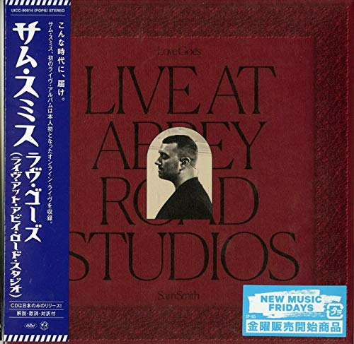 Love Goes (Live At Abbey Road Studios)
