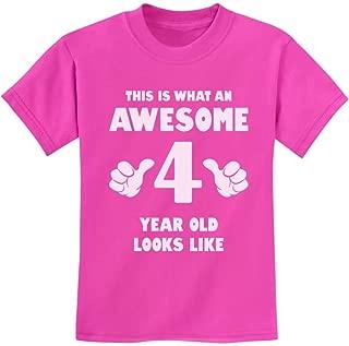 girl 4th birthday gift ideas