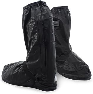 FENGDA Men's Rain Boot Covers Outdoor Waterproof