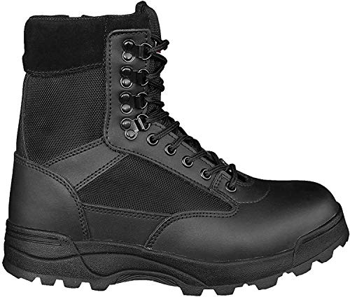 Brandit SWAT Tactical Boot Zipper schwarz - 43