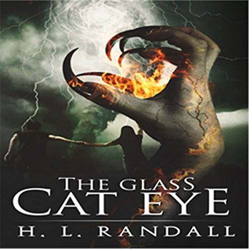 The Glass Cat Eye audiobook cover art