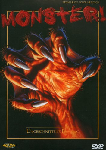 Monster! (Überfall im Wandschrank) (Troma Collector's Edition 11)