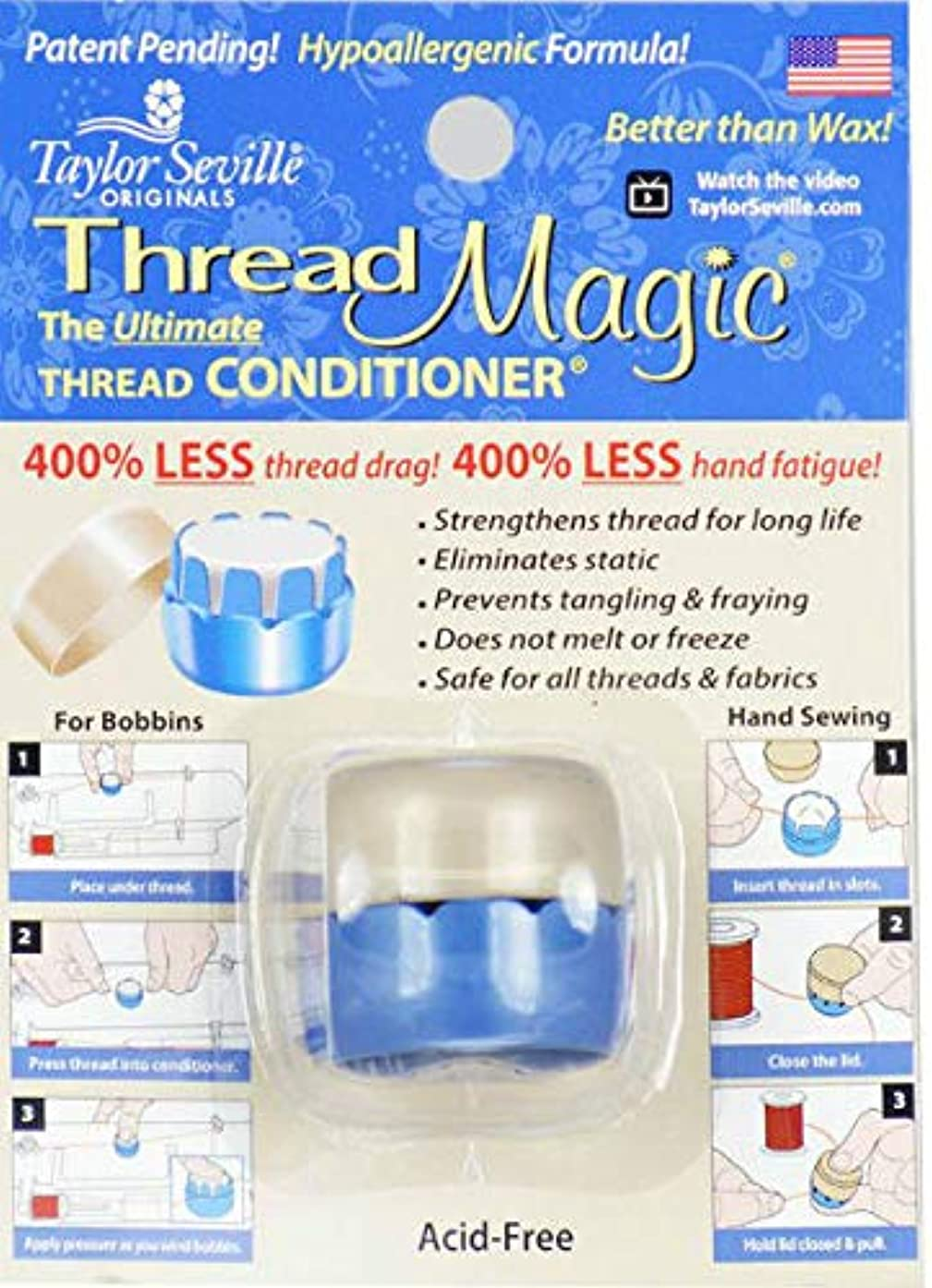 Thread Conditioner Sewing Quilting Notions - Thread Magic