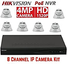hikvision 4mp cctv kit