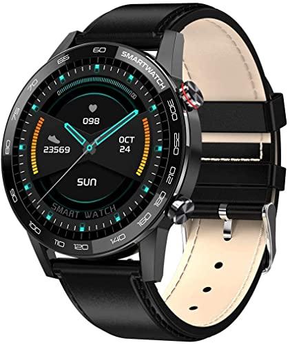 PKLG Update L16 Smart Watch Herren IP68...