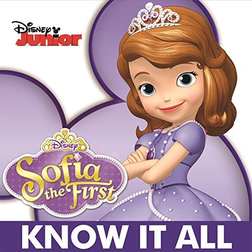 Cast - Sofia the First feat. Sofia & Hildegard