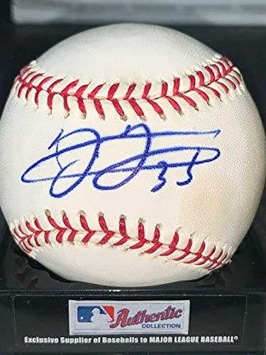 Frank Thomas Chicago White Sox Oml Signed Baseball - Autographed Baseballs