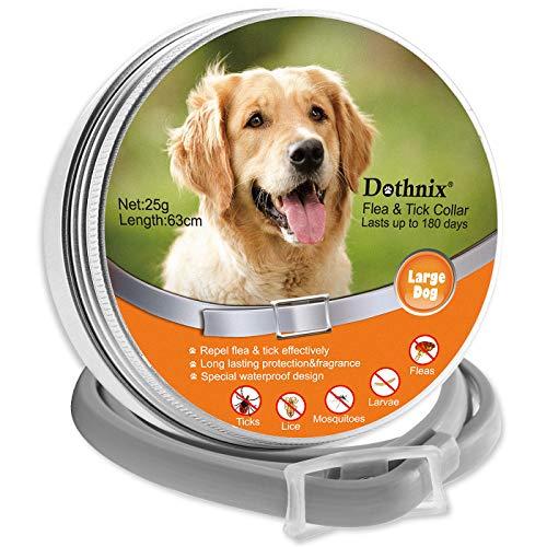 dothnix Collares Antipulgas Aantiparasitos para Perros y