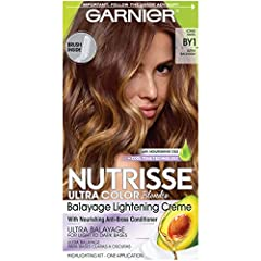 BOLD NOURISHING HAIR COLOR: Discover the #1 Nourishing Color Creme. Nutrisse Ultra Color is formulated with color boost technology & a blend of triple fruit oils--avocado, olive & shea--to deliver bold, boosted permanent hair color, even to dark hair...