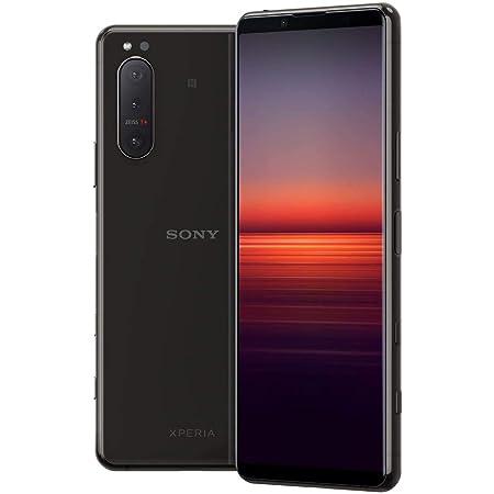 Sony Xperia 5 II 5G XQ-AS72 256GB 8GB Factory Unlocked (GSM Only | No CDMA - not Compatible with Verizon/Sprint) International Version - Black