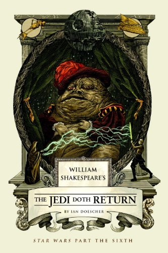 『William Shakespeare's The Jedi Doth Return』のカバーアート