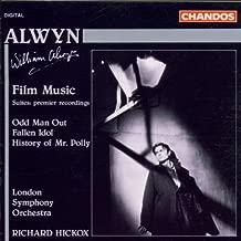 Alwyn: Film Music Odd Man Out, Fallen Idol, History of Mr. Polly