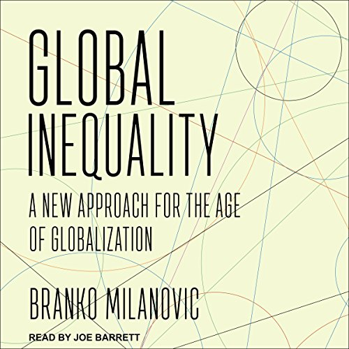 Global Inequality audiobook cover art