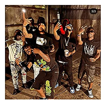 Freestyle From Da Lane (feat. Yodii2x, Bmn Drew, Bobbyworldpcm & Manman)