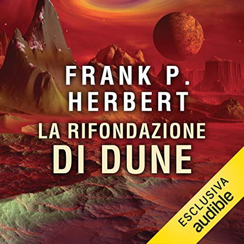 La rifondazione di Dune  By  cover art