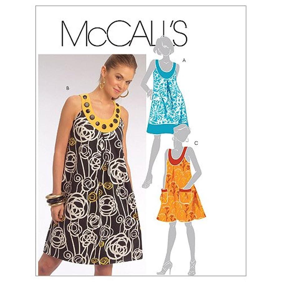 McCall's Patterns M5659 Misses'/Women's Dresses, Size B5 (8-10-12-14-16)