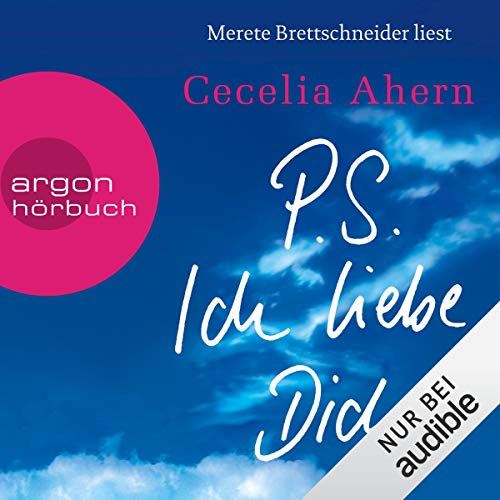 P.S. Ich liebe Dich audiobook cover art
