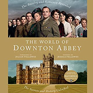 The World of Downton Abbey audiobook cover art