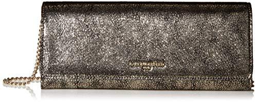 Karl Lagerfeld Paris Damen Viola GEODE Clutch, Gold, Einheitsgröße