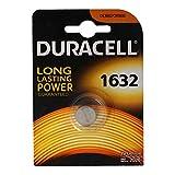 Duracell 1632 Single-Use Battery CR1632 Litio 3 V - Pilas (Single-Use Battery, CR1632, Litio, Botón/Moneda, 3 V, 1 Pieza(s))
