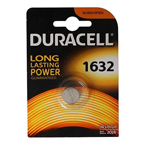 Oferta de Duracell 1632 Single-Use Battery CR1632 Litio 3 V - Pilas (Single-Use Battery, CR1632, Litio, Botón/Moneda, 3 V, 1 Pieza(s))