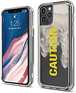 Elago Sand Case for iPhone 11 Pro Max,Clear & Grey