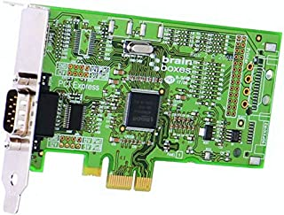 Brainboxes RS232 1 Port Low Profile PCI Express Serial Card
