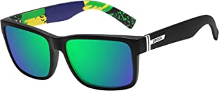 نظارات شمسية من GRFISIA بتصميم كلاسيكي مستقطبة للرجال والنساء نظارات شمسية واقية من الأشعة فوق البنفسجية بنسبة 100%