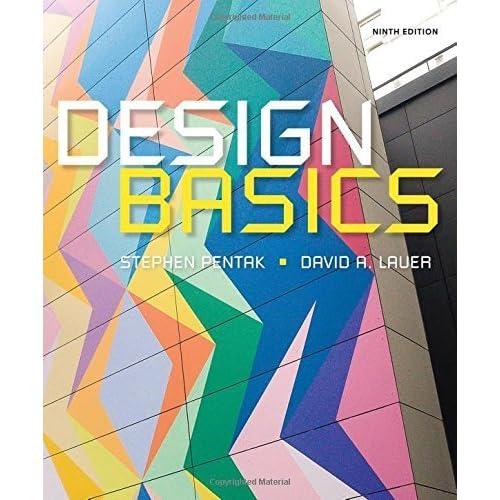 By Stephen Pentak - Design Basics (9th Edition) (2015-01-16) [Paperback]