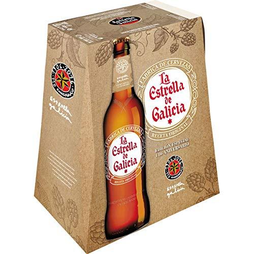 La Estrella de Galicia 33cl (PACK DE 6) Edición Especial Fábrica de Cervezas