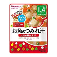 和光堂 BIGサイズのグーグーキッチン お魚のつみれ汁 100g (16ヶ月頃から)【3個セット】