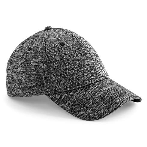Beechfield B676 Gorra Spacer Marl Stretch-Fit