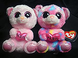 Ty PARIS the Pink BEAR France Exclusives 6